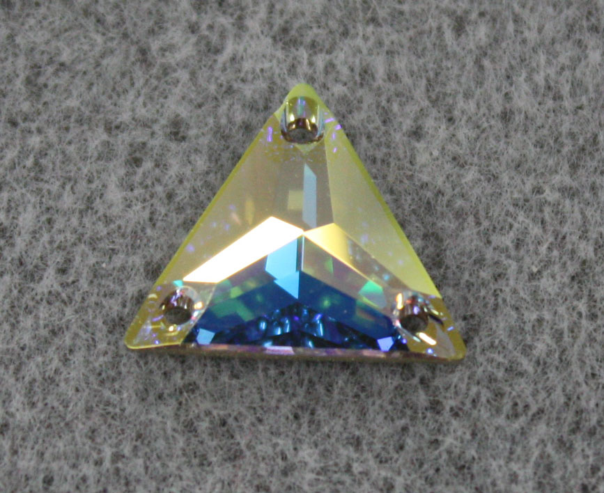 SWAROVSKI Elements 3270 16mm Crystal 001 AB per box